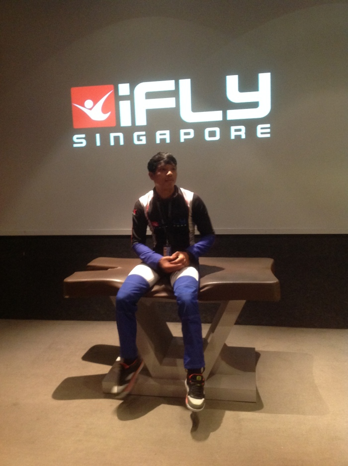 Skydiving Adventure in Singapore