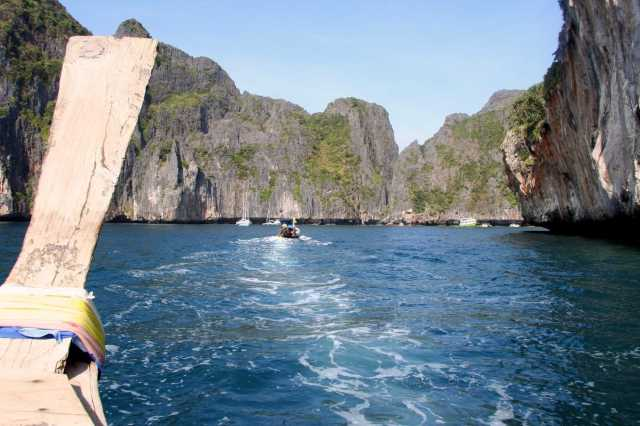 Krabi : Hong Islands Hoping By Luxury Long Tail Boat