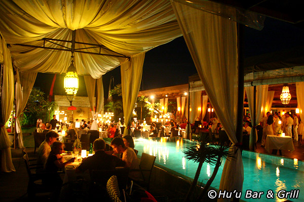 Hu'u bar. Top 10 Best Bali Nightlife.