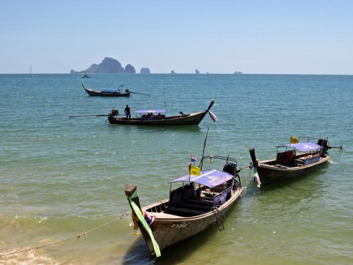 Krabi - Ao Nang Beach - Thailand - eOasia 1778