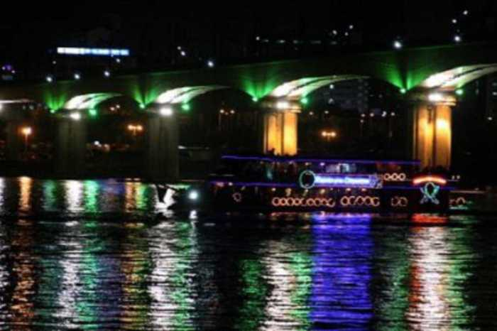Seoul, South Korea : Romantic Night Cruise On The Han River