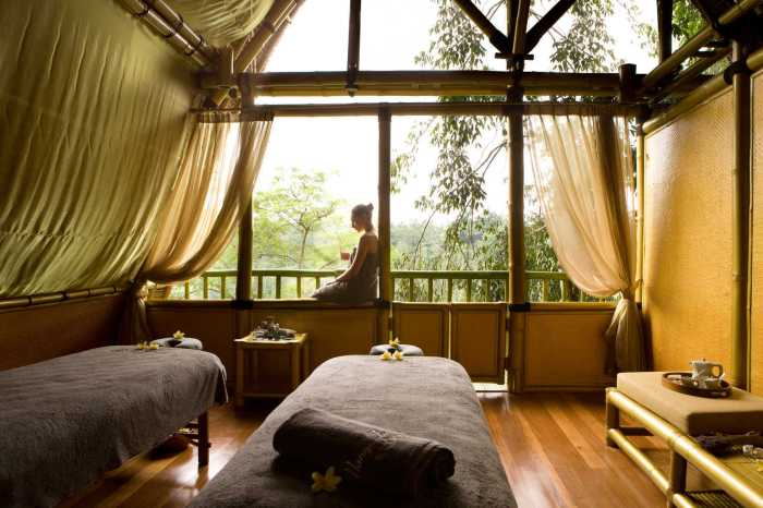 Ubud, Indonesia : Pure Balinese Massage