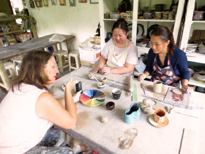 Ubud Ceramic Workshop - Ubud - Bali - eOasia 1888