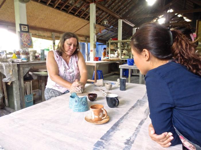 Ubud Ceramic Workshop - Ubud - Bali - eOasia 1889