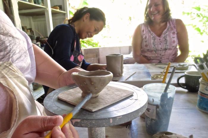 Ubud Ceramic Workshop - Ubud - Bali - eOasia 1890