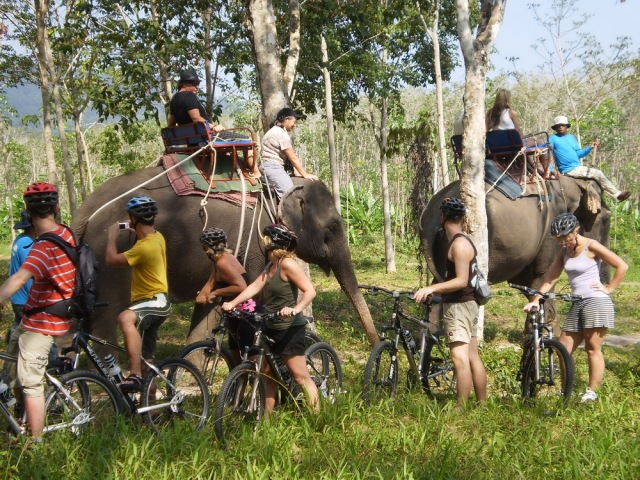 Top 10 Best Things To Do in Phuket. Bike Tour.