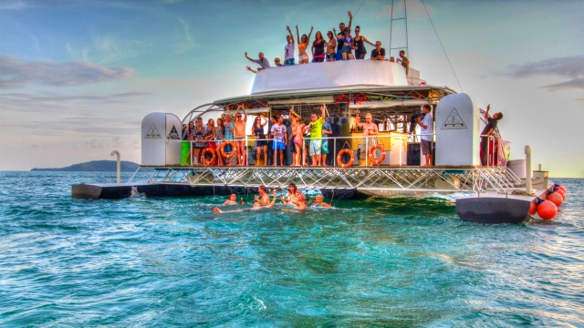 Top 10 Best Things To Do in Phuket. Boat Private Party.