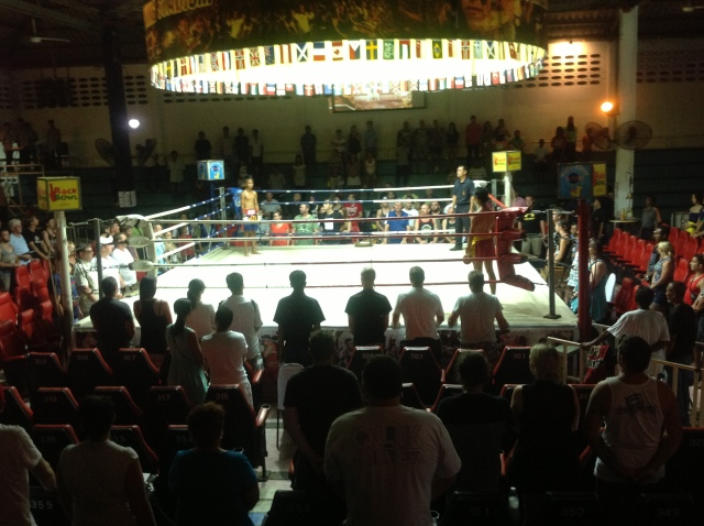 Top 10 Best Things To Do in Phuket. Muay Thai fights.