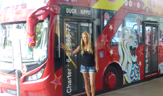 City Sightseeing Bus Tour in Singapore