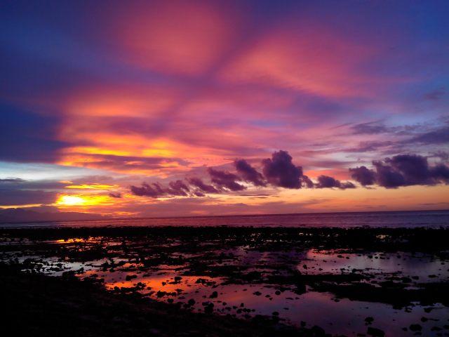 Sunset, Things to do in Gili Trawangan