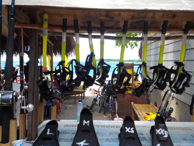 Snorkeling, Things to do in Gili Trawangan