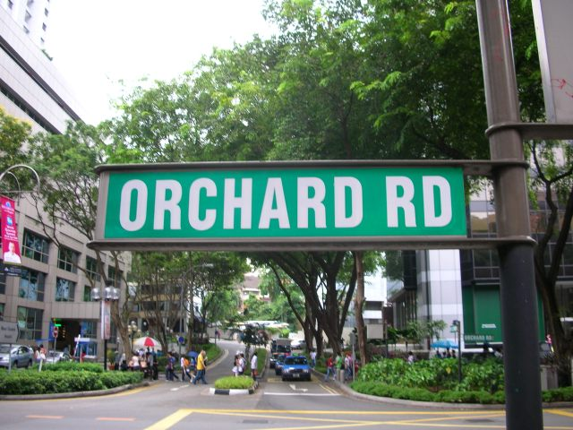 Shop on Orchard Road. Top 10 things to do in Singapore.