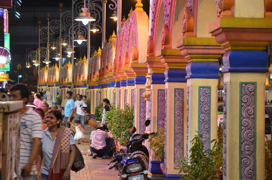 Things to do in Kuala Lumpur. Little India.