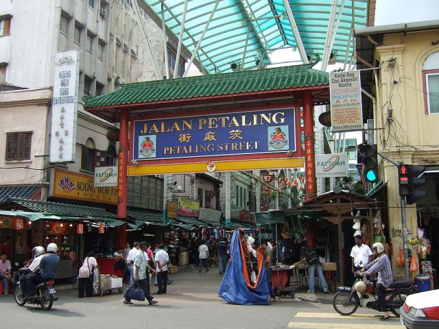 Things to do in Kuala Lumpur. China Town.