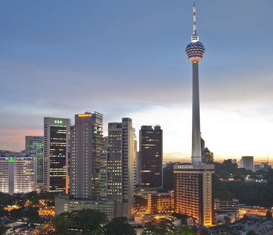 Things to do in Kuala Lumpur. Tower Dining Experience.