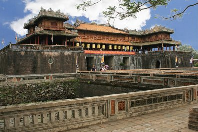 Huê - the imperial city. Top 10 Things to do in Vietnam.
