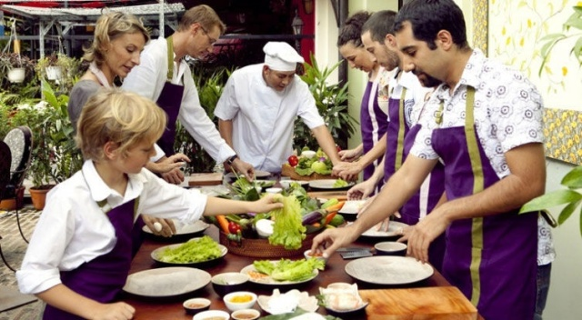 Cooking class in Ho Chi Minh. Top 10 Things to do in Vietnam.