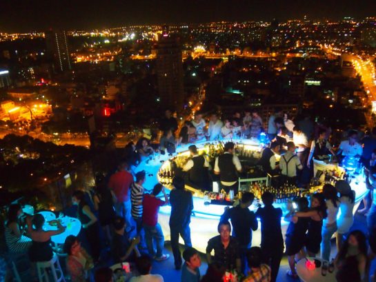 Chill Skybar. Top 10 Things to do in Vietnam.