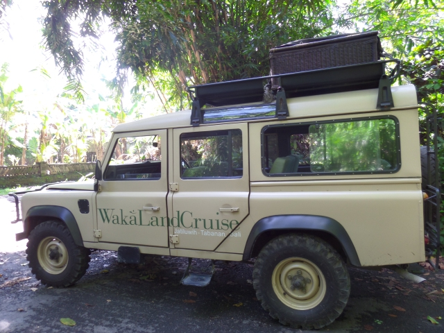 Land Rover Journey to the Secret Soul of Bali.