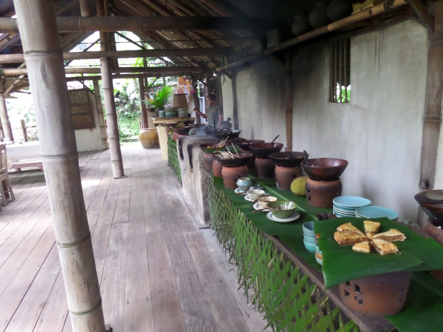 Bamboo Forest Restaurant. Journey To The Secret Soul Of Bali.