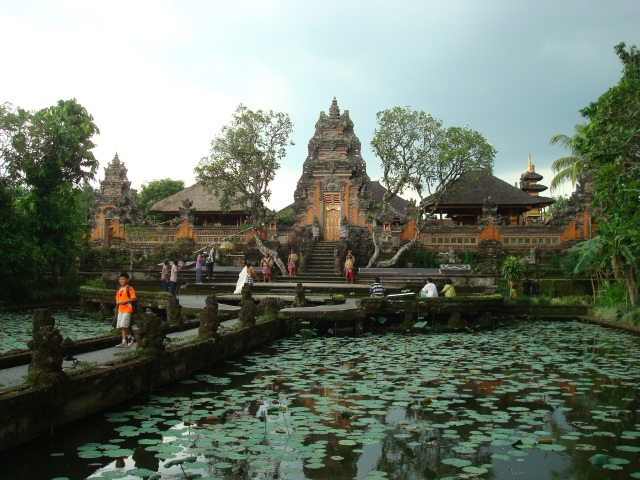 Pura Saraswati Temple, Top 10 Best Temples to Visit in Bali.