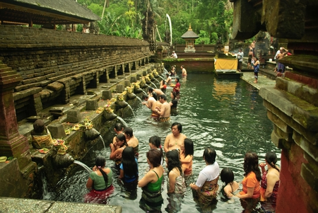 Pura Tirta Empul Temple, Top 10 Best Temples to Visit in Bali.