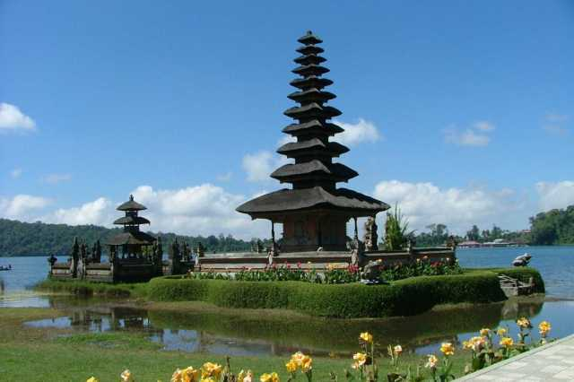 Ulun Danu Beratan Temple, Top 10 Best Temples to Visit in Bali.