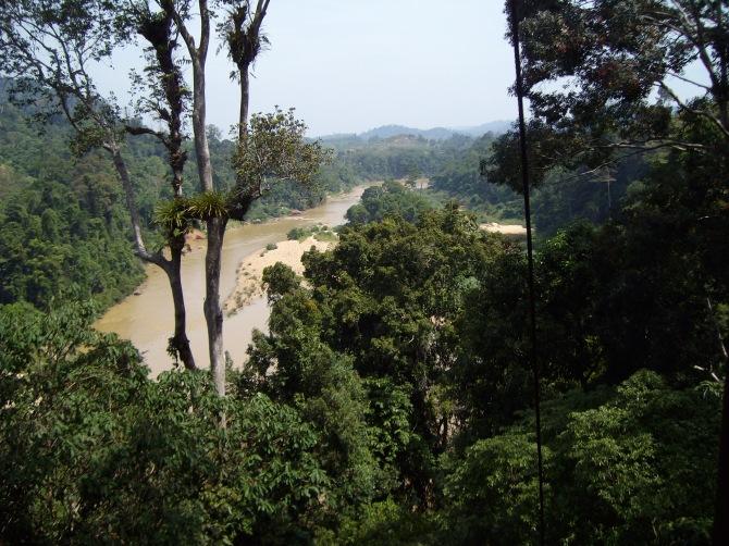 Day Tour, Trekking, Canopy Walkway, Aborigine Village, Canoe Trip