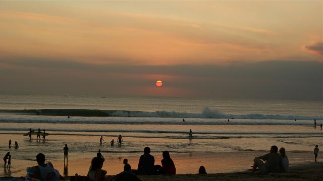 Learn Surfing in Kuta, Bali.