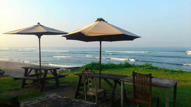 Learn how to surf in Batu Bolong, Bali.