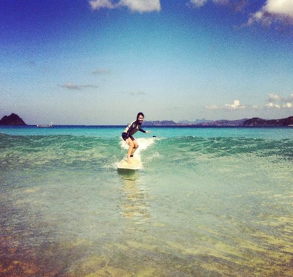 Learn how to Surf in Selong Belanak, Lombok.