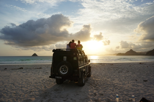 Land Rover Experience. Things to do in Lombok.