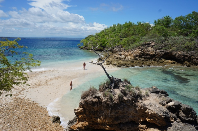 Trip to the Pink Beach. Things to do in Lombok.