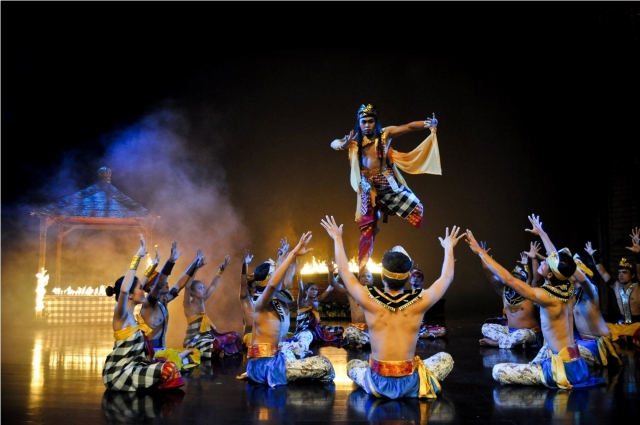 Devdan Show. Top 10 Things to Do with Kids in Bali.