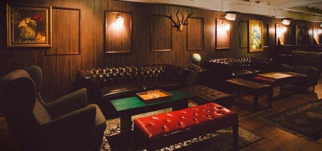 Top 10 Speakeasy Bars in Singapore. Manor Bar.