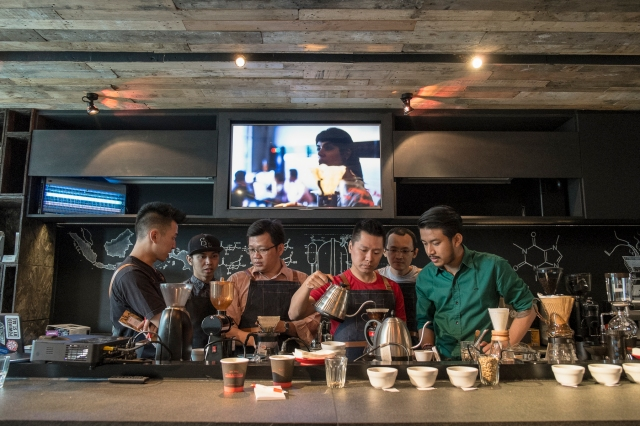 5 Coffee shops you must vsit in Jakarta