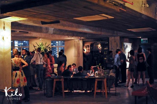 Top 10 Speakeasy Bars in Singapore . The Kilo Kitchen