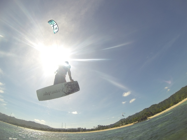 Top 10 Things to do in Lombok. Surfing and Kite Surfing.
