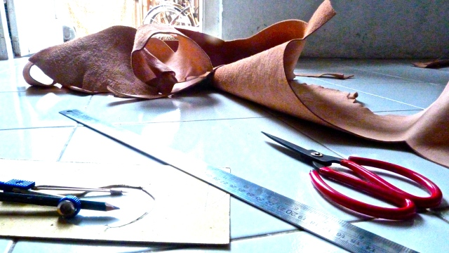 Leather Workshop in Yogyakarta